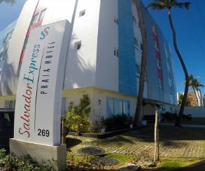  Salvador Express Praia Hotel oferece opções de hospedagem e jantar dançante no Dia dos Namorados