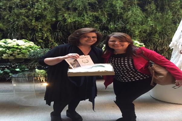 Martha Medeiros aceita convite para madrinha do II Fórum da Noiva Qualité em Salvador