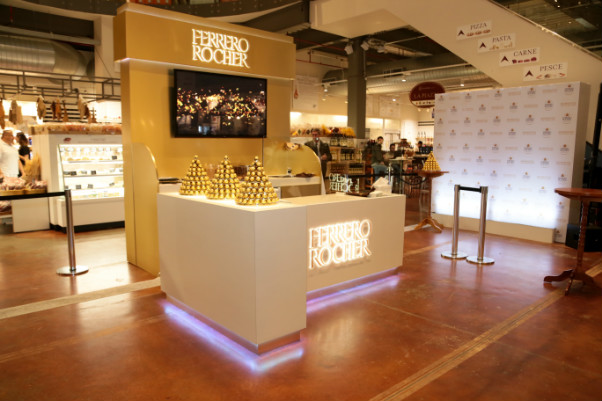 NewStyle promove experiência inédita de Ferrero Rocher no Brasil