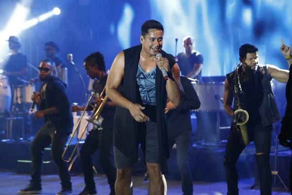 Harmonia do Samba é a penúltima atração do Brega Light