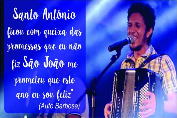 Rennan Antônio Mendes Finaliza Com Chave de Ouro o São João de Uauá Bahia