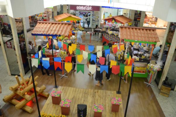 Shopping Itaigara recebe novas bandas de forró  no Arrasta-pé Itaigara