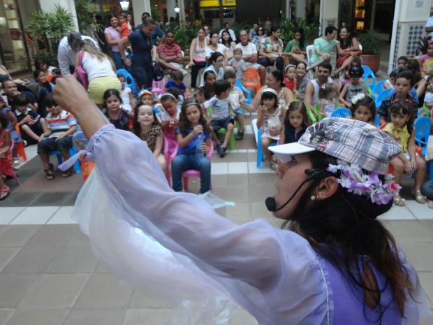 Shopping Paseo Itaigara promove  contação de história no feriado de 2 de Julho