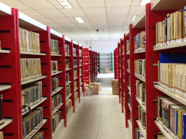 UFBA inaugura Biblioteca de Exatas no campus de Ondina