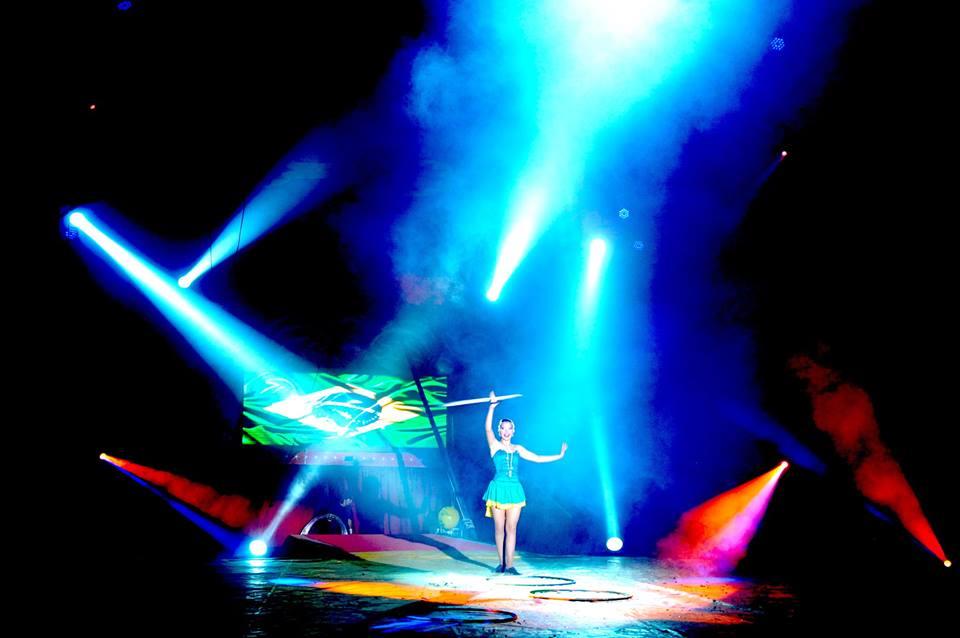 Circo do Marcos Frota estreia hoje no Shopping Costa Dourada