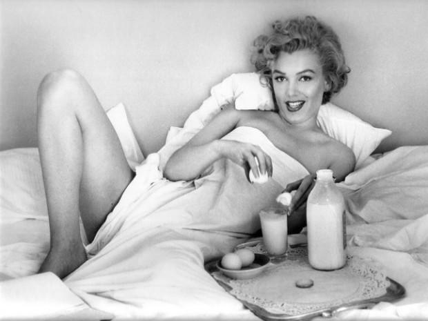 O último ensaio fotográfico de Marilyn Monroe