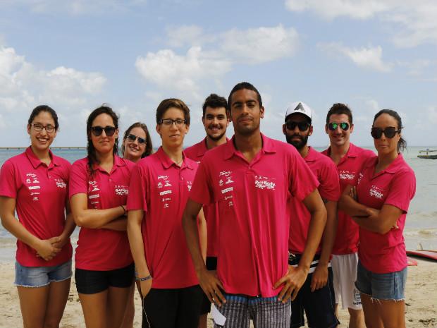 Maratona aquática – Atletas de elite fazem treino oficial do Rei e Rainha do Mar em Salvador