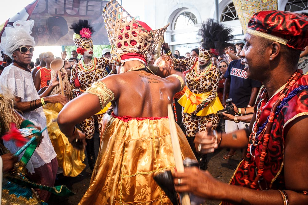 """Olodum, Didá e o famoso sambista carioca Vadinho Freire são as atrações principais da 7ª Edição da feijoada da Negra Jhô a """"Condessa do Ébano"""" da Bahia"""