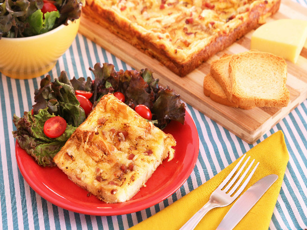 Fortaleza ensina como fazer deliciosas tortas com Torradas