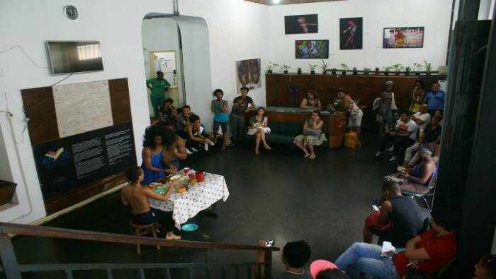 Mostras e oficinas no encerramento do #DançaemMovimento