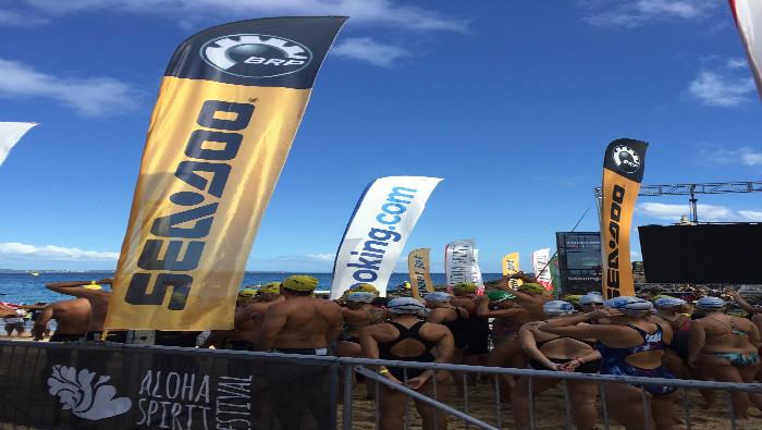 Aloha Spirit Festival confirma retorno a Salvador em 2017. Evento mobilizou 1500 pessoas no Porto da Barra e contabiliza sucesso