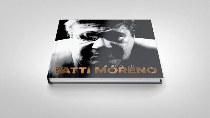 Livro sobre Tatti Moreno tem lançamento no Restaurante Amado