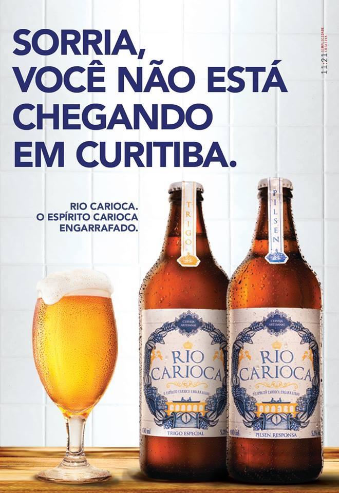 Cerveja Carioca tira onda com a operação Lava Jato