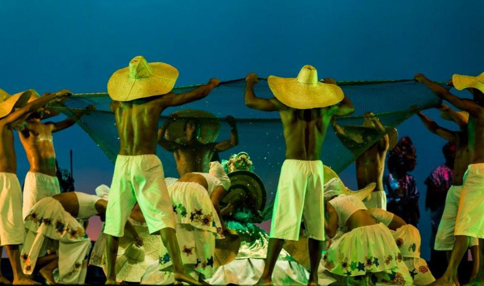Balé Folclórico da Bahia faz apresentação única em Santo Amaro no dia 26 de novembro