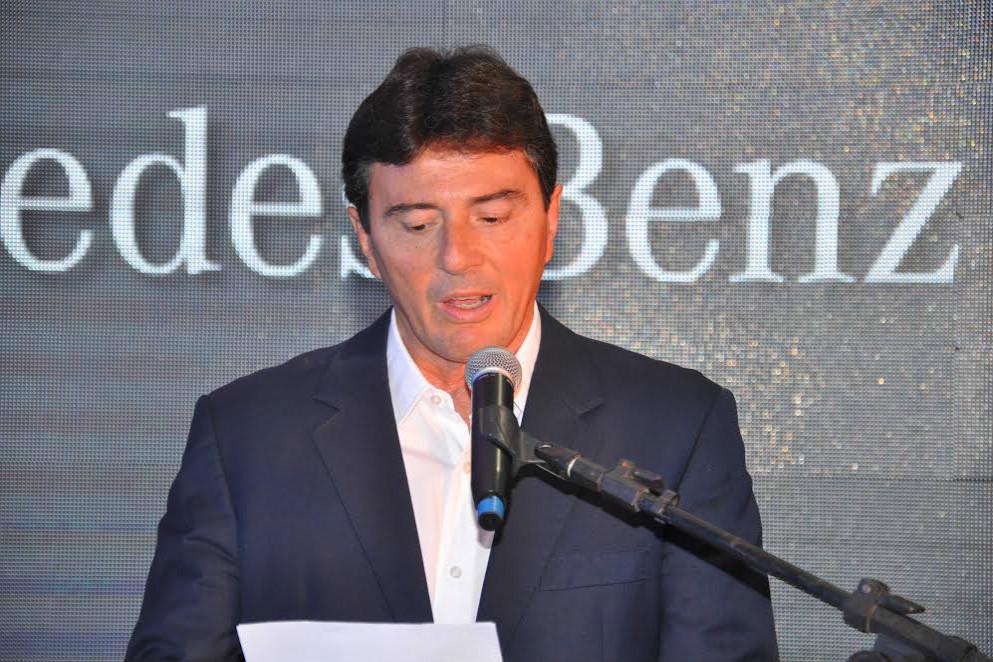 Festa marca inauguração de concessionária Mercedes-Benz no Recife