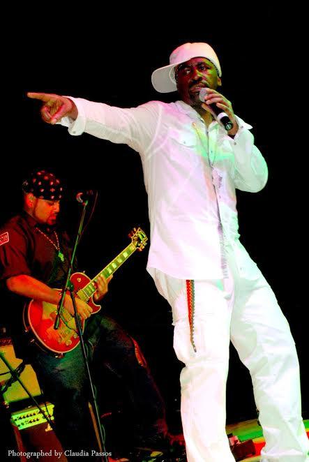 Pato Banton e Maca Reggae Samba se encontram no Reggae Music Festival 2016