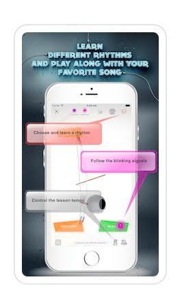 Produtora baiana cria aplicativo que simula instrumentos percussivos para tocar no celular