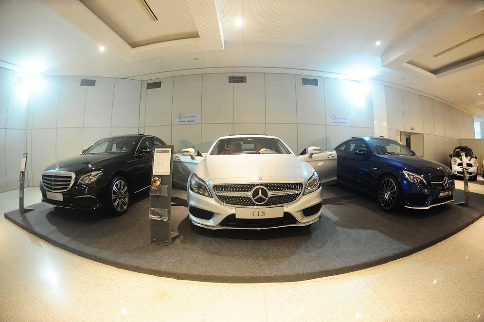 Mercedes-Benz participa do MotorShow Pernambuco
