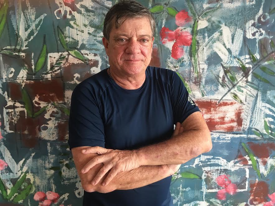 Sérgio Rabinovitz lança livro de desenhos na Paulo Darzé Galeria