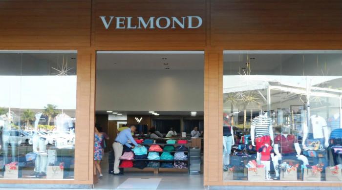 Outlet Premium Salvador inaugura a grife masculina Velmond
