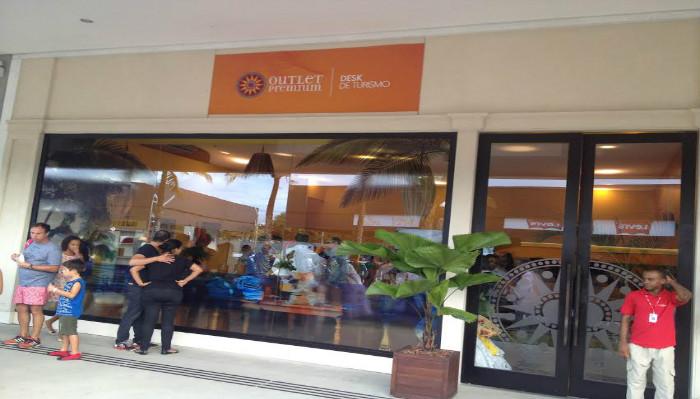 Outlet Premium Salvador disponibiliza ponto de apoio a turistas