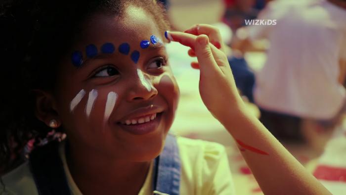 Wizard lança marca e campanha focada no público infantil