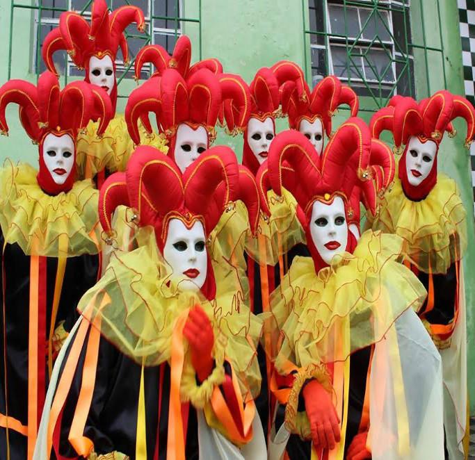 Israel Novaes, Jú Moraes e Avenida Sete no Carnaval de Maragojipe