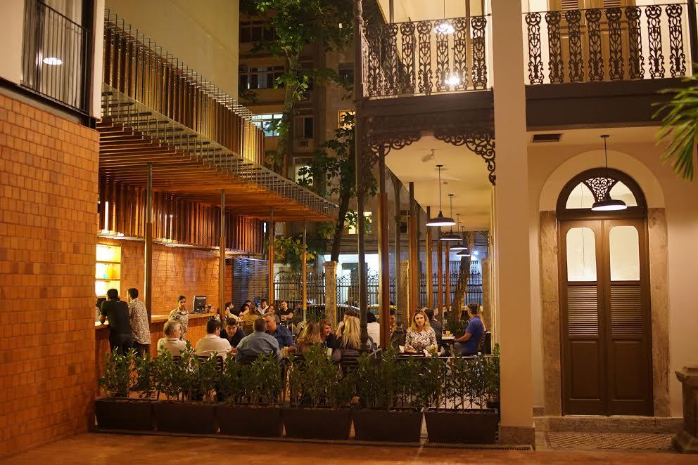 Villa 25 abre as portas na região nobre de Laranjeiras