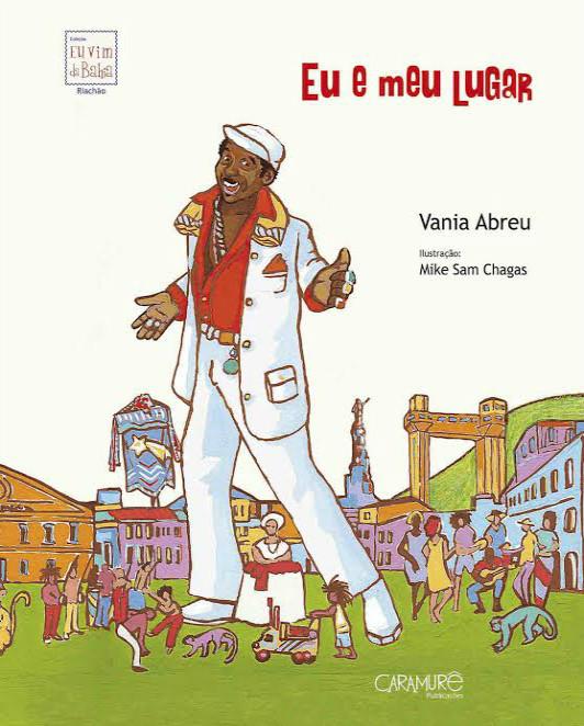 Riachão é tema de livro infantojuvenil escrito pela cantora Vânia Abreu