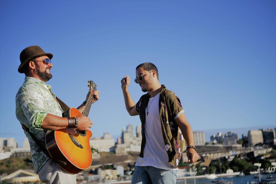 Estakazero grava clipe com Levi Lima