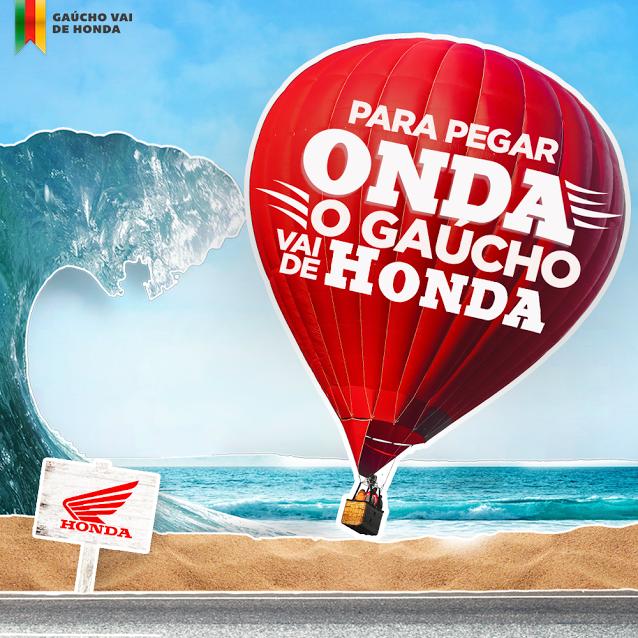 Agência Batuca assume comunicação das concessionárias Honda Motos no RS