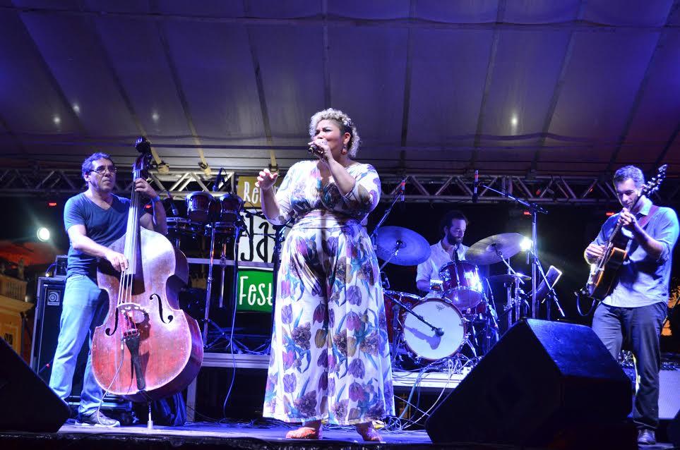 Última noite do Recôncavo Jazz Festival tem recorde de público