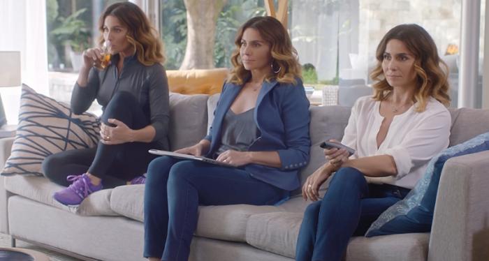 Samsung mostra lado multi das mulheres em campanha com Giovanna Antonelli