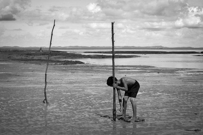 A reflexão do ser humano é tema da exposição  da fotógrafa Sinisia Coni
