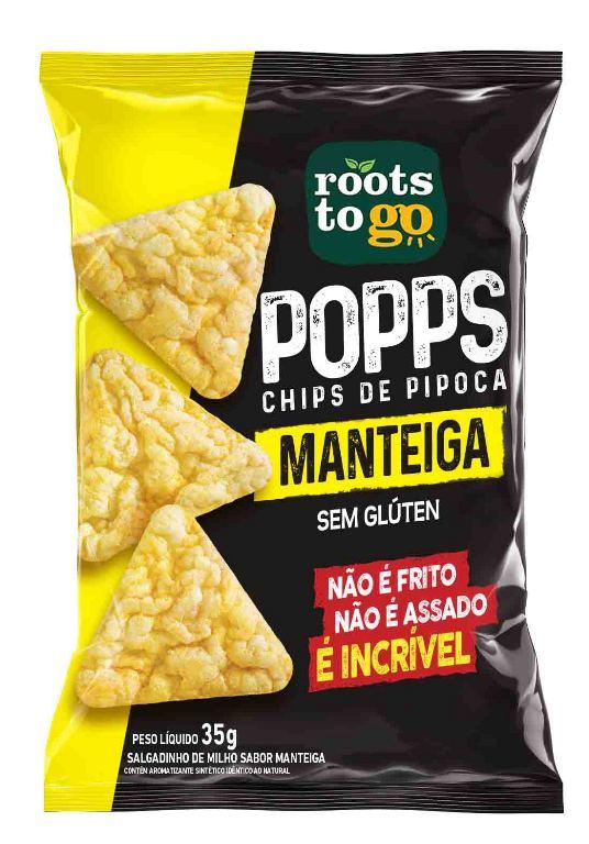 Roots to Go inova mais uma vez e lança Popps e Tapiokitas