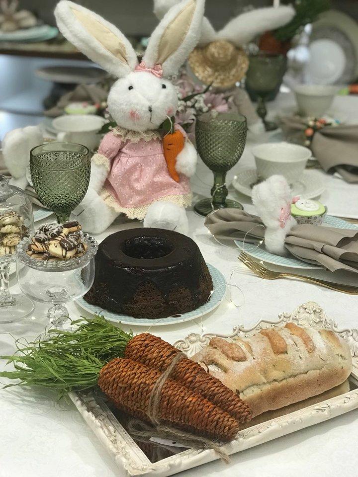 Aprenda a fazer diferentes tipos de mesa para a Páscoa