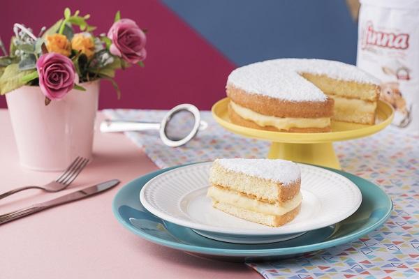 Aprenda a preparar o bolo de sonho