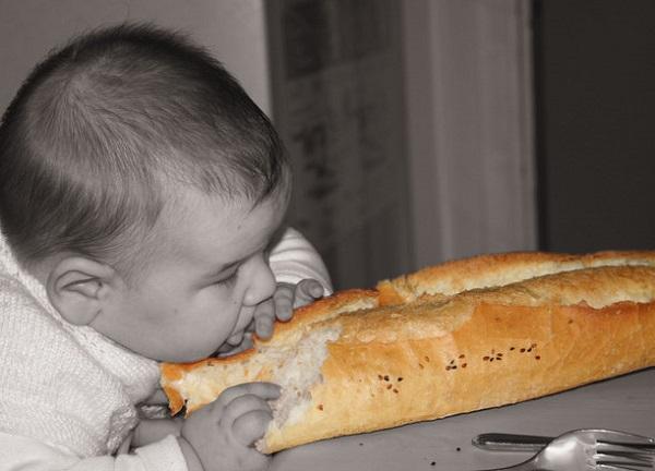 Cuidado com pão, ele pode matar
