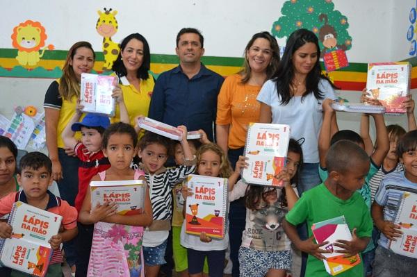 Sanharó tem segundo melhor ensino da região nas séries iniciais
