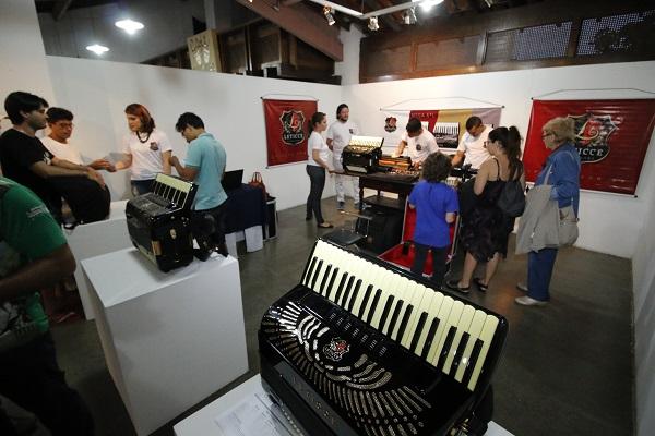 Exposição temática promete movimentar o Centro de Cultura durante o V Festival Internacional da Sanfona