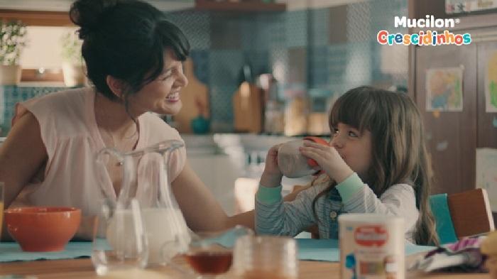 Nestlé lança campanha para apresentar o novo Mucilon Crescidinhos