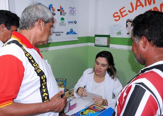Prefeitura de Sanharó lança projeto para a saúde integral do homem