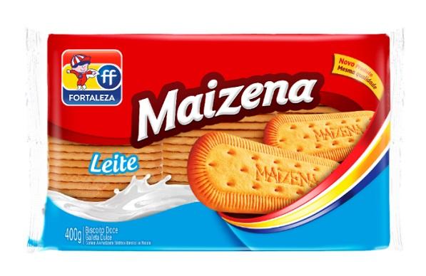 Fortaleza aumenta portfólio com lançamento dos biscoitos Maria Leite, Maizena Chocolate e Maizena Leite