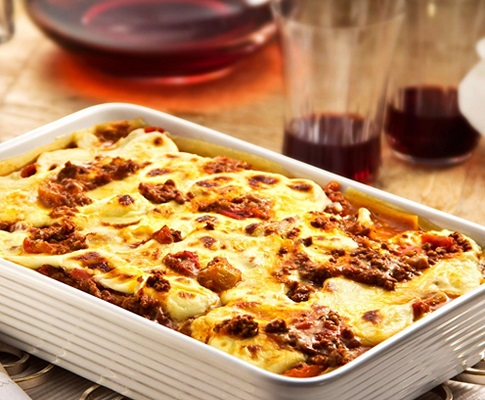 Sua família merece o melhor! Prepare uma saborosa lasanha com catupiry